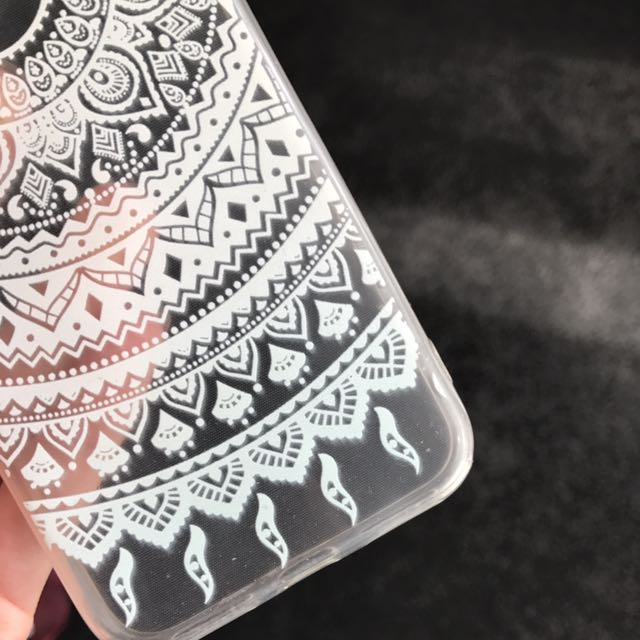 iPhone Mandala Case.