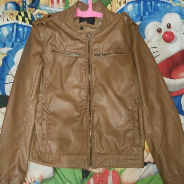 (((REPRICE)))Preloved Jacket Zara Man Made In Turkey