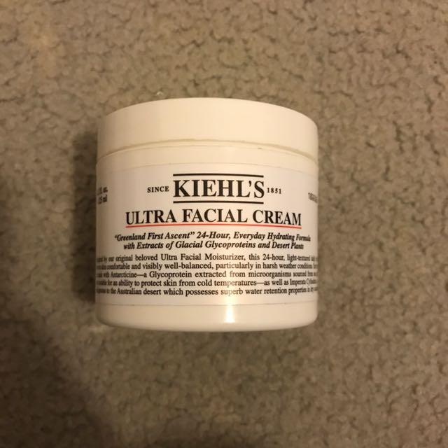 Kiehls Ultra Facial Cream