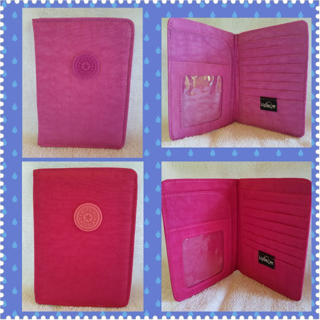 pretty nice 93a9b 807f0 Kipling Passport Holder, Travel Essentials, Travel Accessories on ...