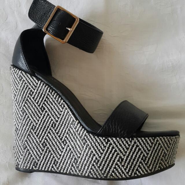 Kookai Wedge Heel