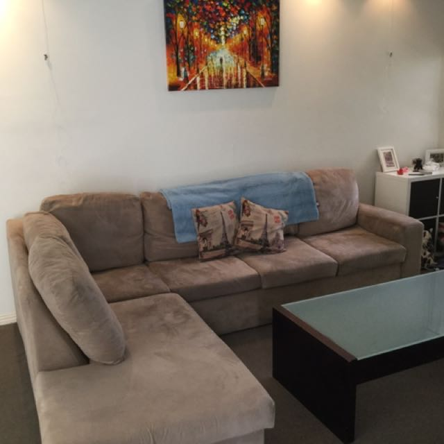 L Shape Sofa / Couch