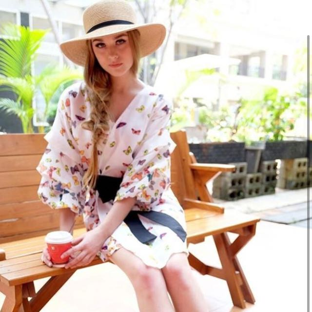 Lavice Outer Dress White