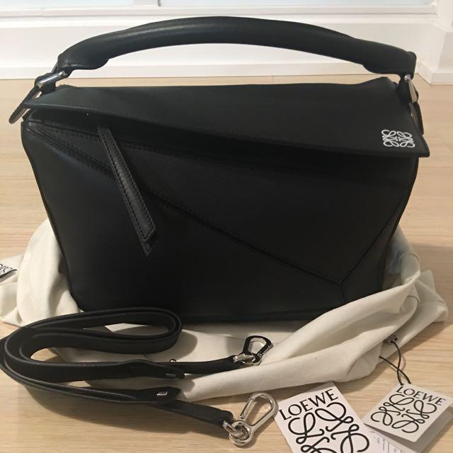 LOEWE medium Puzzle Bag (NEW)
