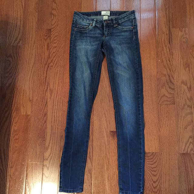 Low Cut Jeans From Garage