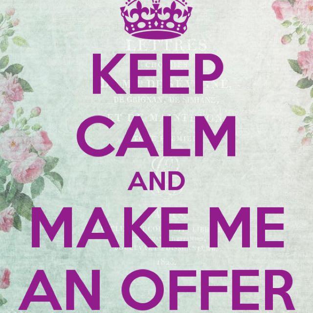 Make An Offer!!!! Hurry!!!