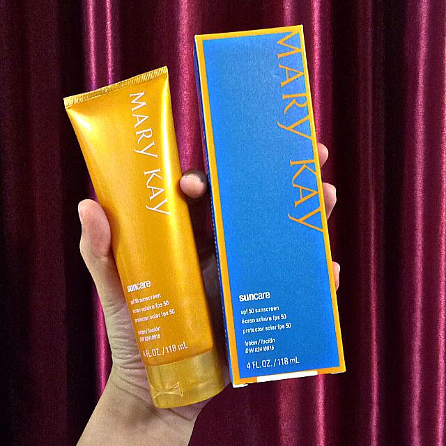Mary Kay Sun Care Sunscreen Broad Spectrum SPF 50