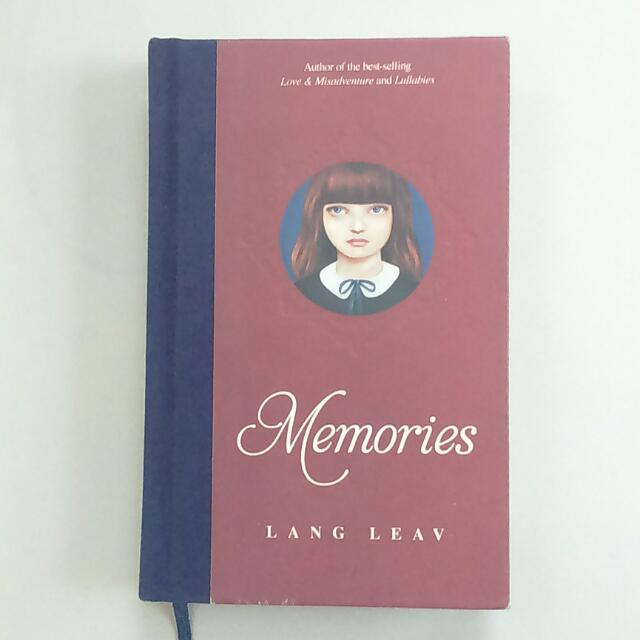 Memories By Leang Leav
