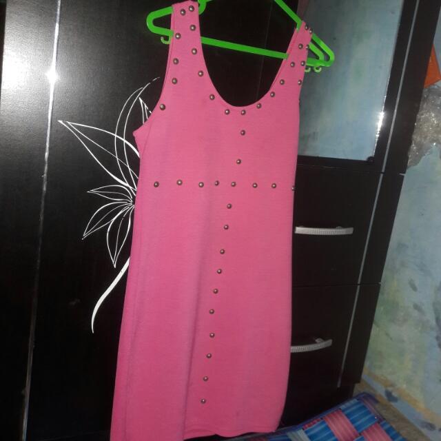 mini dress pinky