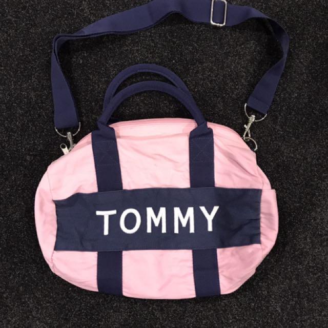 Mini Tommy Hilfiger Duffel Bag