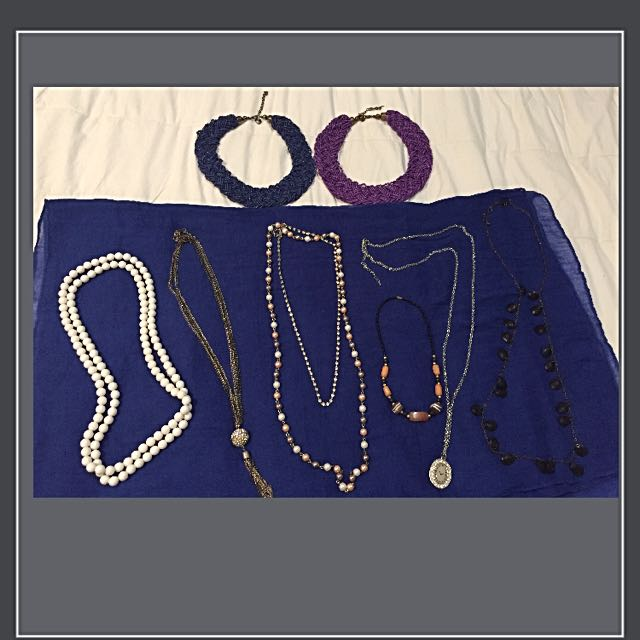 Necklaces Bundle