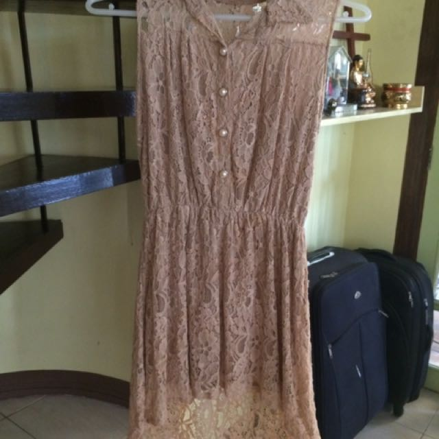 Nide laced dress