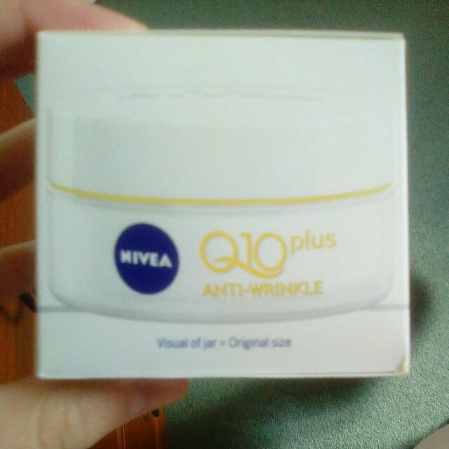 Nivea SPF 30 Anti Wrinkle Day Cream