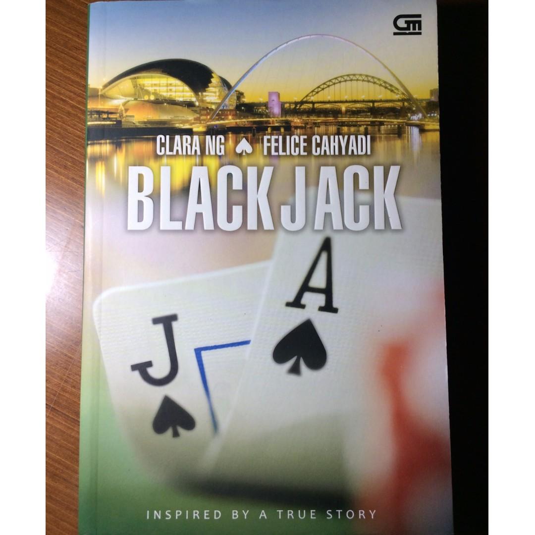 Novel Black Jack by Clara NG and Felice Cahyadi