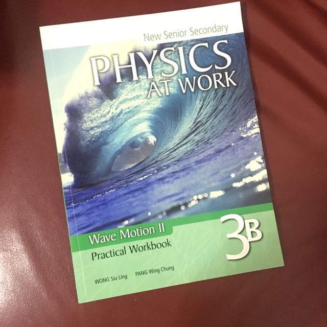 NSS Physics At Work 3B Practical Workbook Textbooks On