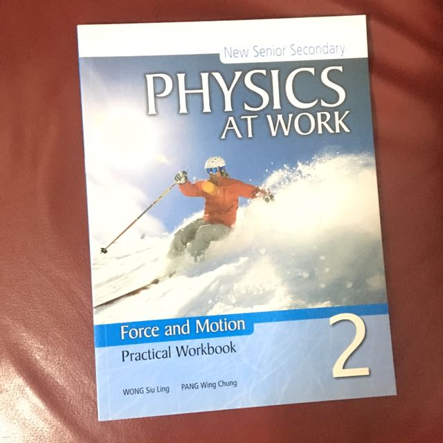 NSS Physics At Work Book 2 F M Practical Workbook Textbooks