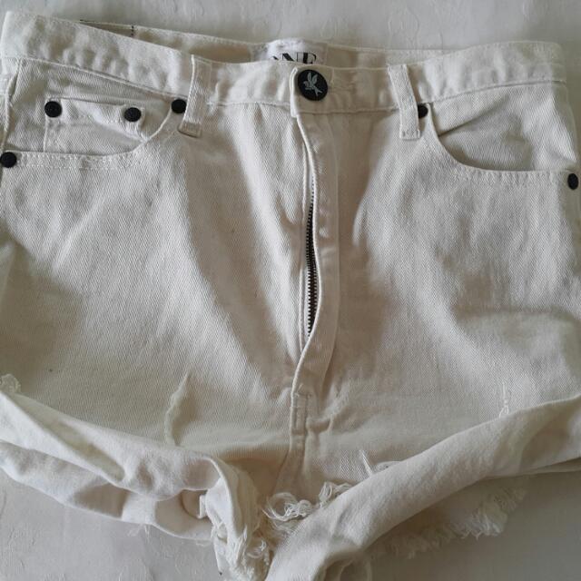 One Teaspoon HIGH WAIST Shorts