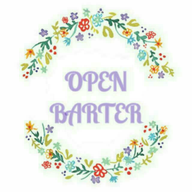 Open Barter >> Kalau sm2 cocok yah sissy :)