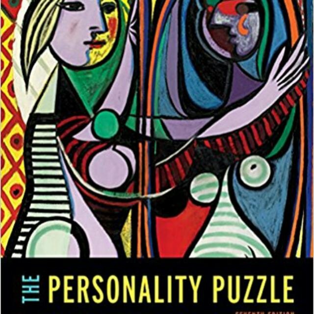 Personality Puzzle 7th Ed. By Funder