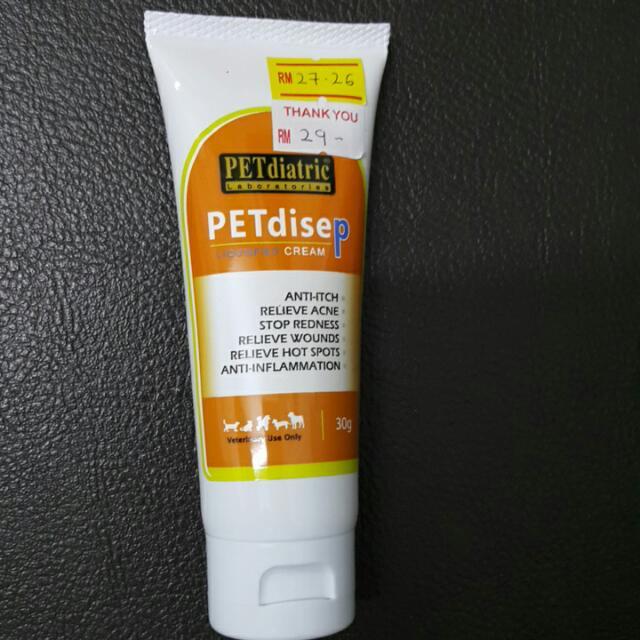 Petdisep Liquidfied Cream