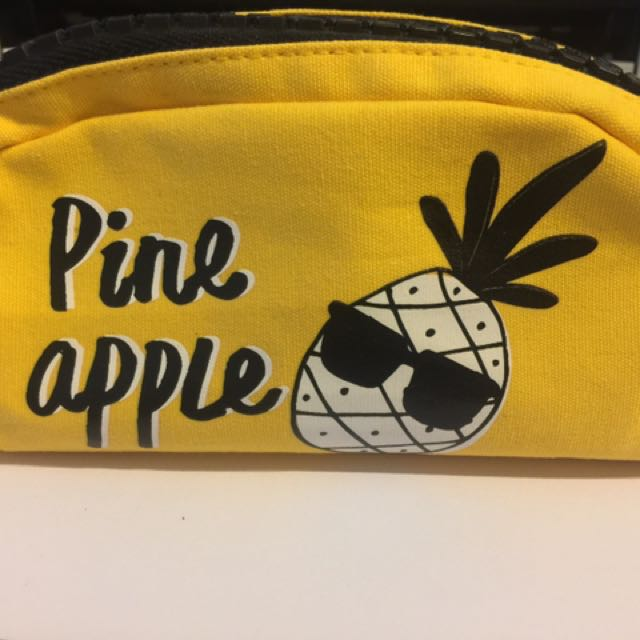 Pineapple Pencilcase