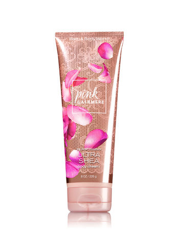 💯PINK CASHMERE BODY CREAM BATH&BODY WORKS