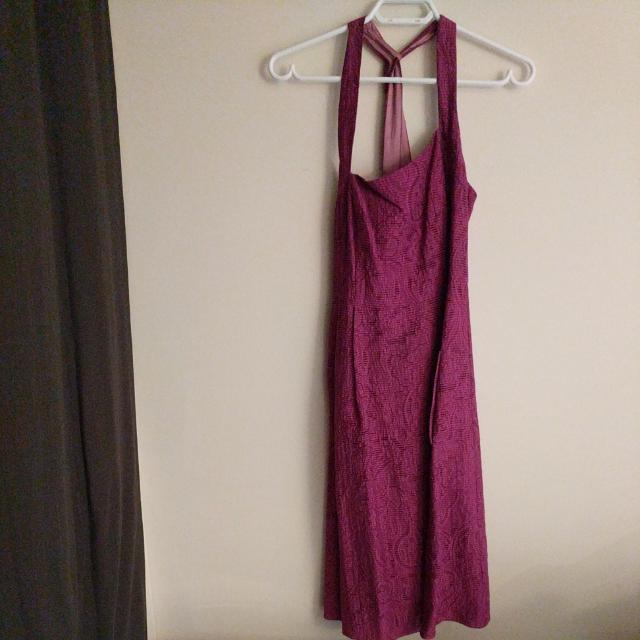 Purple Dress Size 8