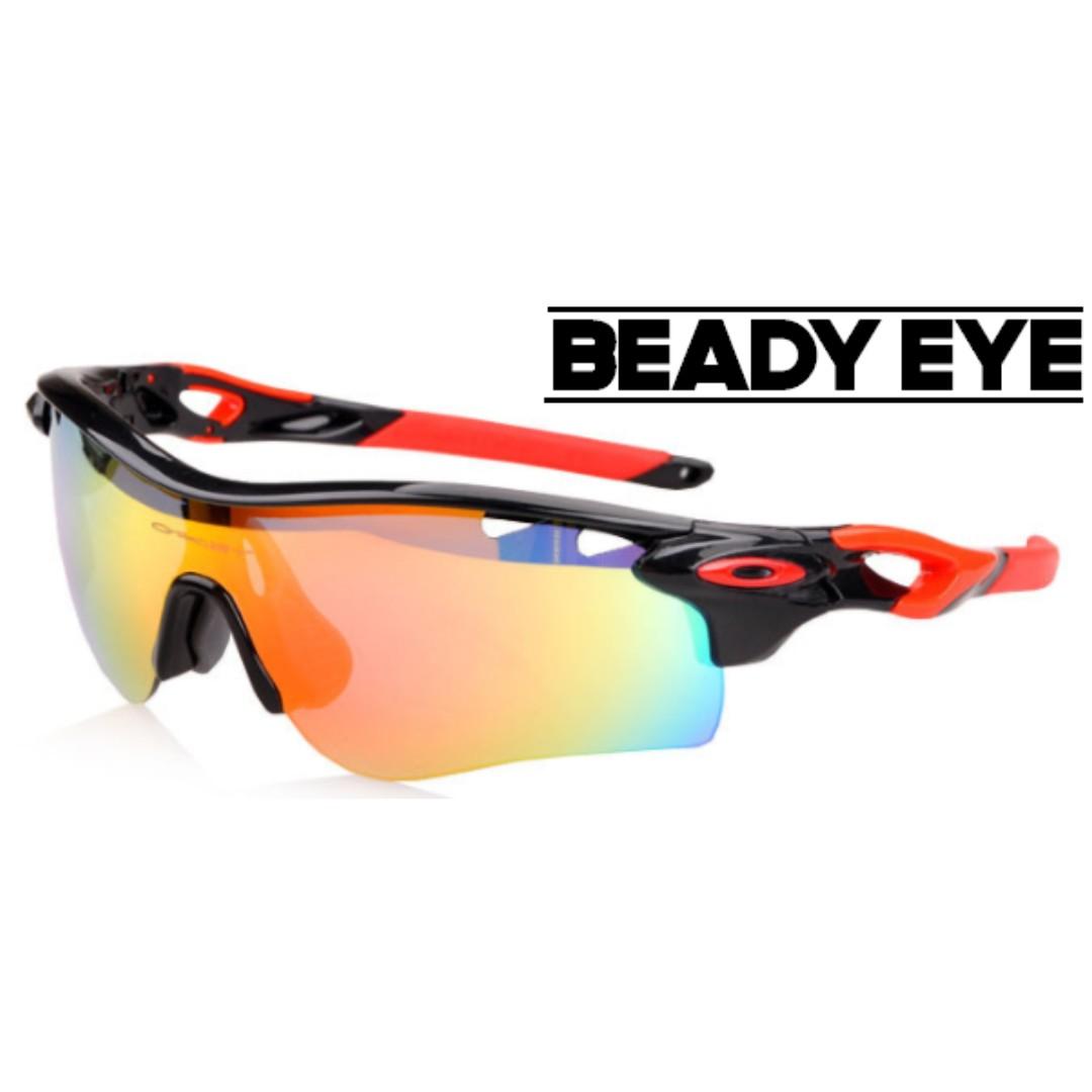06b6dc12bc RADARLOCK PATH Polarized Road Sunglasses w RX-Insert (Many Colours ...