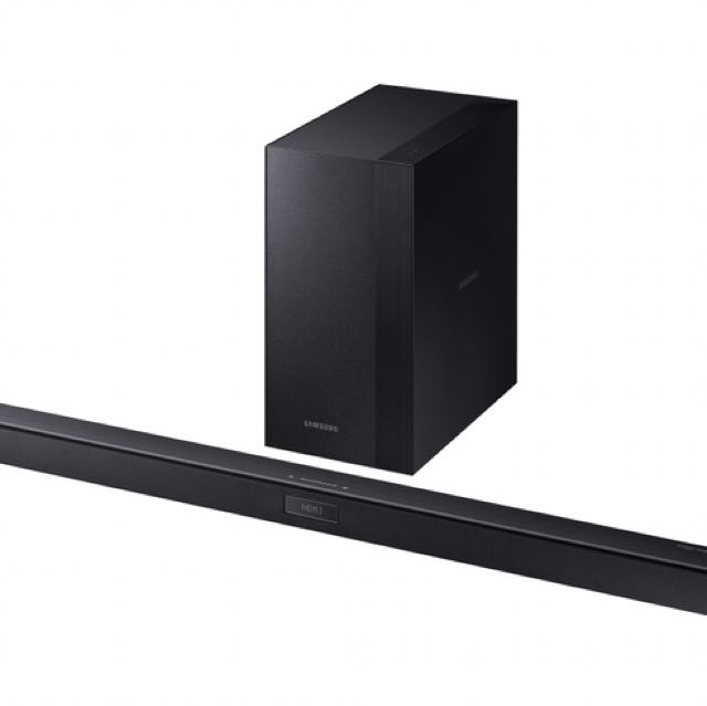 Samsung Soundbar HW-J450, 4 Series