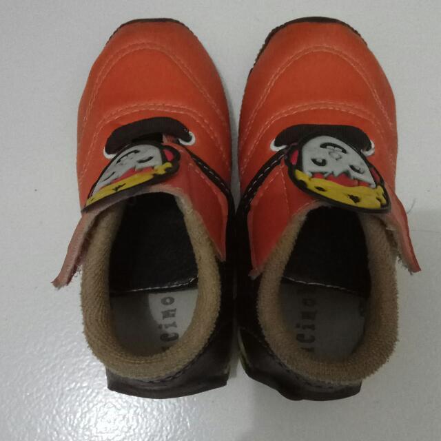 Sepatu Anak Boboiboy