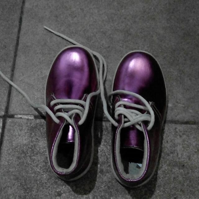 Sepatu Anak Pink Blink