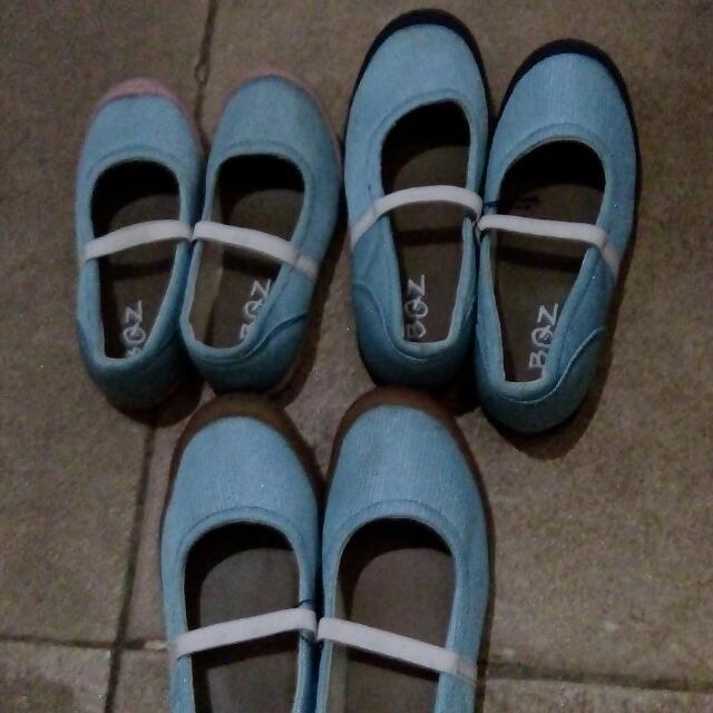 Sepatu Merk BRAQEEZ