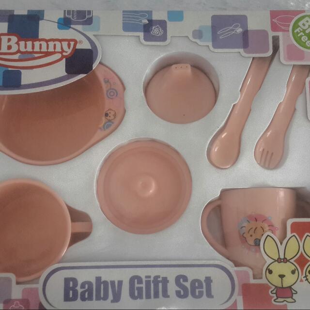 Set Makan Bayi