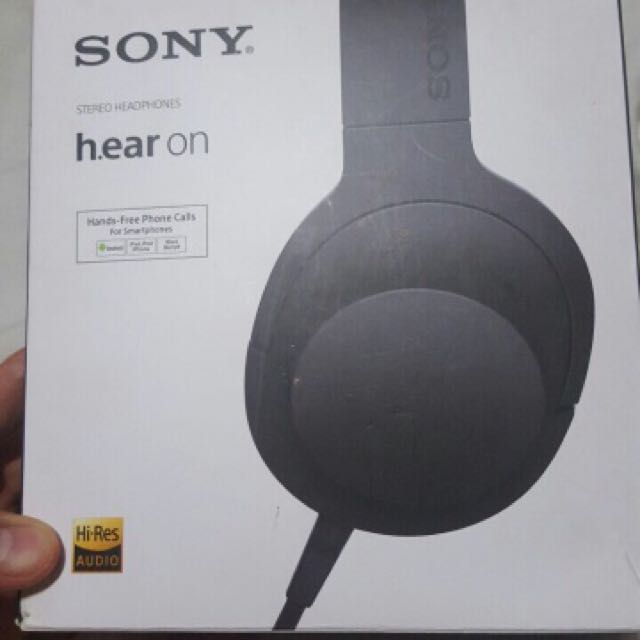 Sony H.ear On Headset