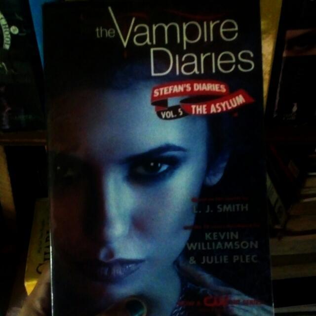 Stefan's Diaries Volume 5