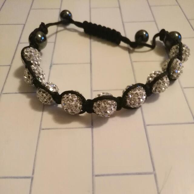 Swarovski Crystal Adjustable Bracelet