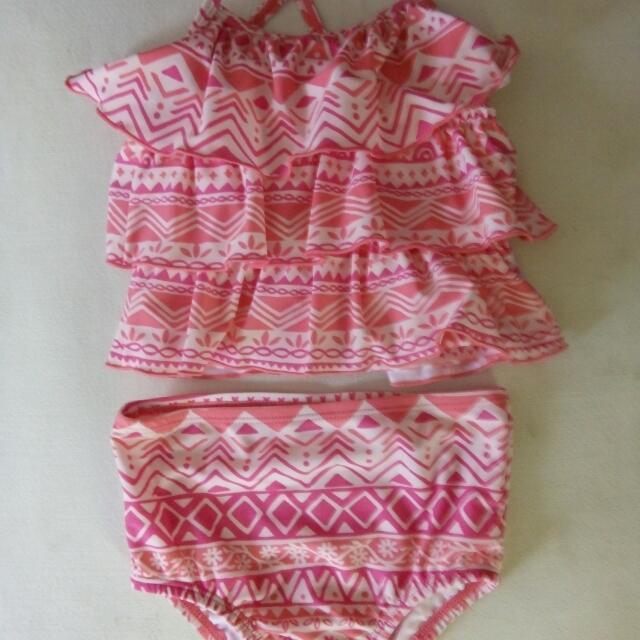 Swimsuit (three piece)