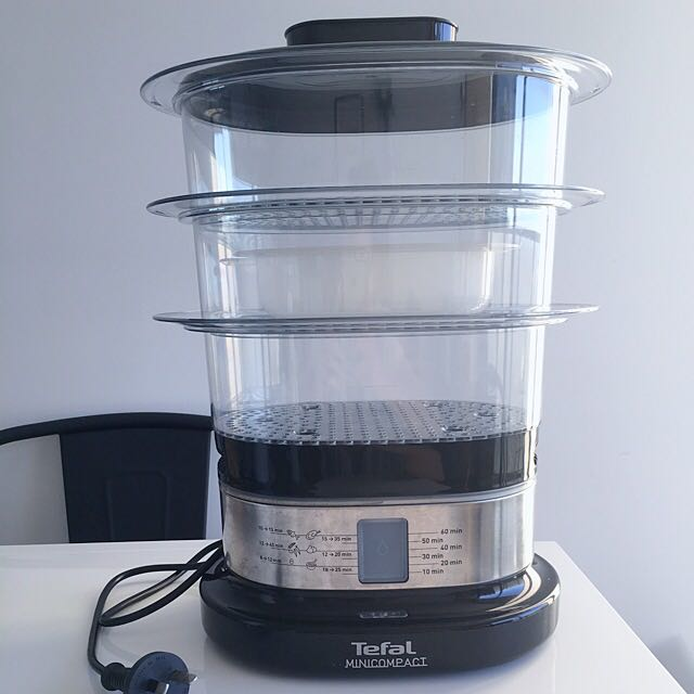 TEFAL Minicompact Cook Steamer