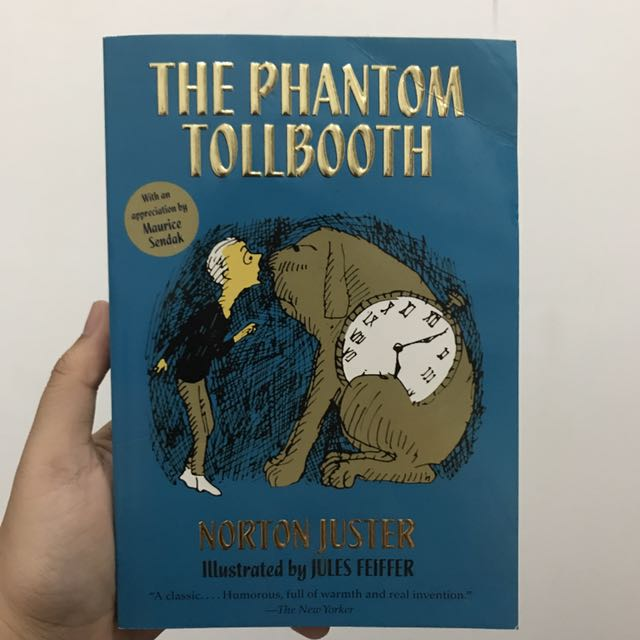 The phantom tollbooth by norton juster books books on carousell photo photo photo photo fandeluxe Gallery