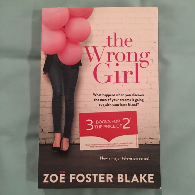 The Wrong Girl - Paperback
