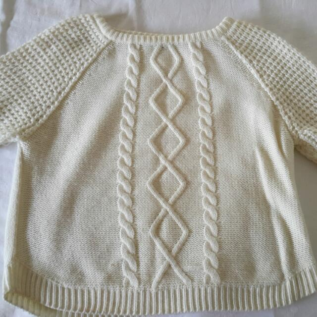 Thick Jumper