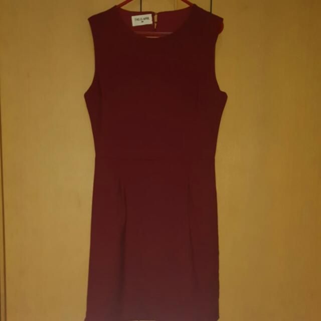this is april res dress