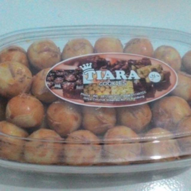 Tiara Brownies Cookies