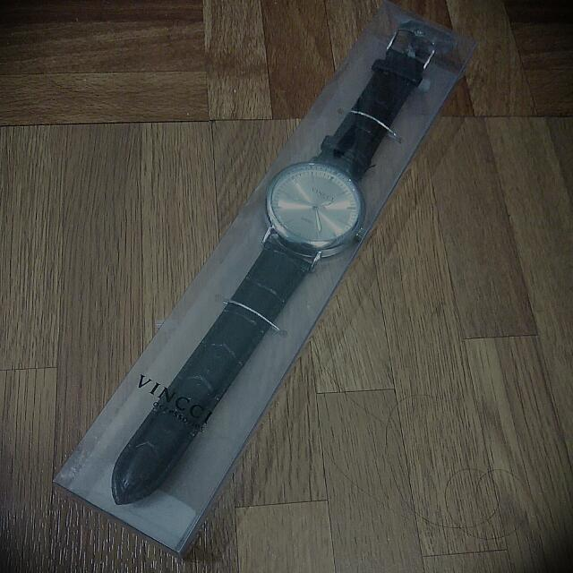 VINCCI Leather Watches