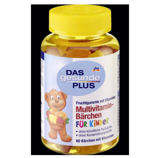 Vitamin Anak Multivitamin For Kids 60 Tablet
