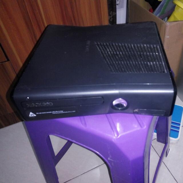 Xbox 360 Slim Rgh Jtag