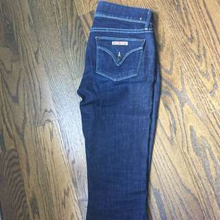 Hudson Jeans cropped