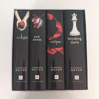 Twilight Series Set