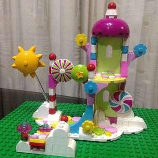 Lego Movie Cloud Cuckoo Palace