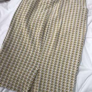Brand New Zara Pencil Skirt